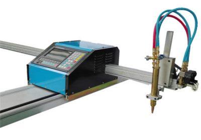 Gihimo sa china plasma system plasma torch ug pagputol sa table cutter metal plasma cnc machine