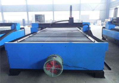 Plasma Cutter Sheet Steel CNC Table Plasma Cutting Machine