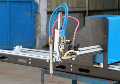 Mini gantry CNC Plasma Cutting Machine / CNC Gas plasma cutter