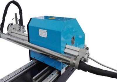 Gantry Type CNC Plasma Cutting Machine, steel plate cutting ug drilling machine factory nga presyo