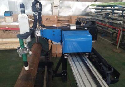 CNC Plasma Kinaugalingon nga asero Pipe cutting machine