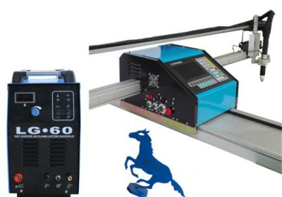 Automatic CNC Kinaugalingon nga steel pipe pipe cutting machine Plasma cutting machine