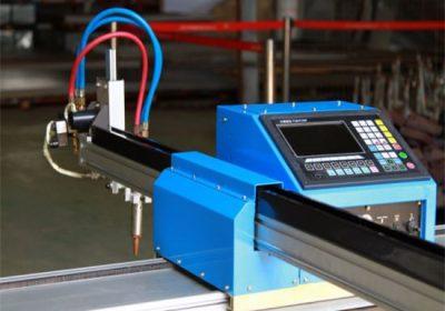 Kahayag nga gibug-aton gantry cnc cutting machine plasma