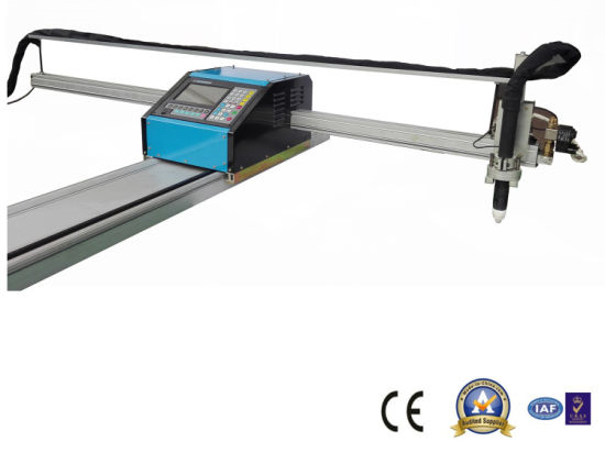 portable plasma pipe cutting machine alang sa metal tupe ug pipes